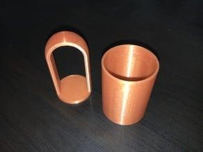 Plant / Seed pot press