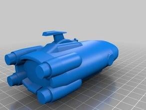 Subnautica Aurora (Simplified)
