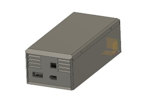 Delta 5 Timing System - Fan Cooled Case