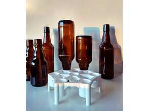 Beer Bottle Drainer