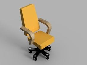 Resinsoul BJD Doll Chair