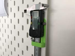 Skadis Digital caliper holder