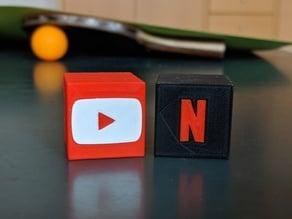 YouTube/Netflix App