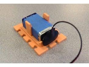 Modular 9v Battery Holder