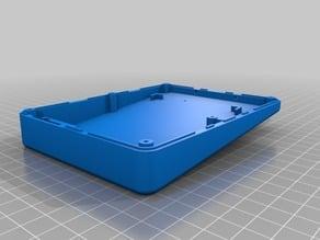 Kobo mini trapeziform + PA6H breakout board + big battery