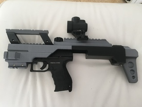 Micro PDW (Airsoft Conversion)