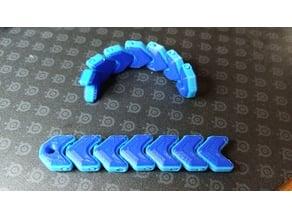 Keychain Snake Fidget / Snake Toy