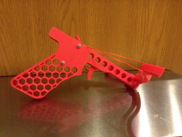 Crosslock 2 2 1 Hand Rubber Band Powered Crossbow