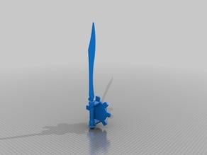 Calabrass Sword (Zak Storm)