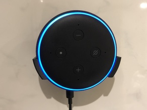 Amazon Echo Dot Gen. 3 wall mount
