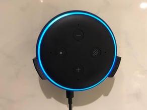 Amazon Echo Dot Gen. 3 wall mount