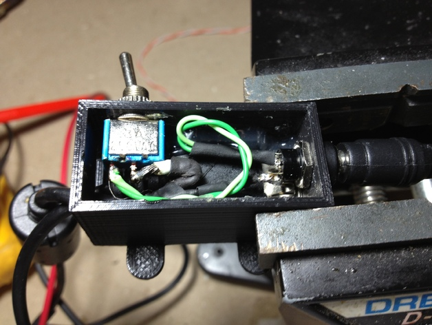 Power box for printrbot 1405