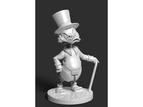 HQ Scrooge Mcduck