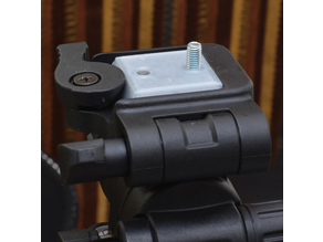 Camera Tripod Mount Plate