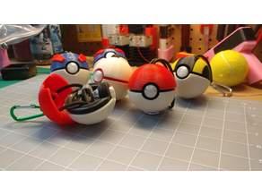 Pokemon Go Plus - Pokeball case