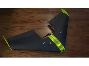 FT Arrow Canopy System and Vertical Stabilizers