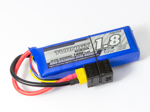 3S XT60 super safety  LiPo Battery Plug Cover Full and Empty...