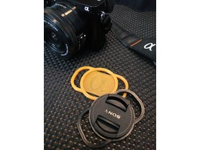 Lens Cap Holder 40.5 mm - Sony Alpha