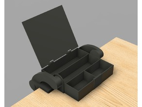 Mini Desktop Mobile Tool Box