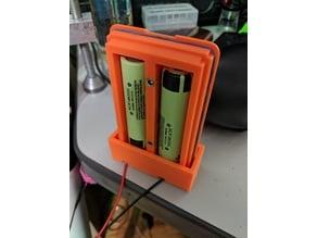 FT-60R 18650 Battery Pack Desktop Charger