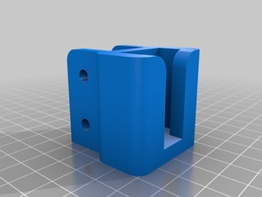 Universal Spool Holder adaptor for 2020 extrusions