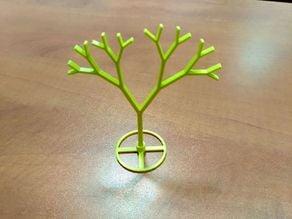 Parametric Fractal Trees