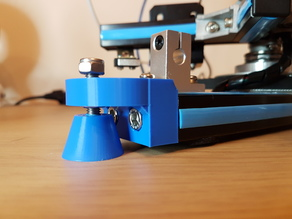Adjustable feet for Robotdigg SCARA Arm 3D Printer