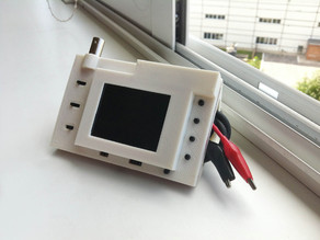 Case stand for DSO138 Oscilloscope