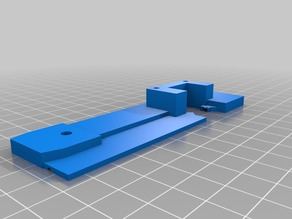 Raise3D N2 Extruder Cooler filament cover