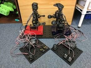Rock Em Sock Em Literal Robots