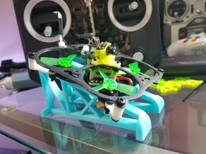 Swirlie Launch Pad - Micro Quadcopter Launch Pad