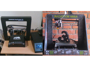Z-Axis Mod for Wanhao i3 Duplicator