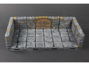 OpenForge 2.0 Dungeon Stone Arched Doors