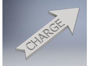 Charge token