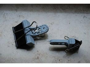 Foldback Clip Adapter