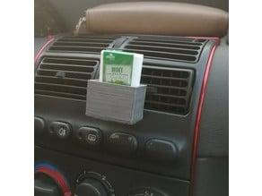 Holder for something in car