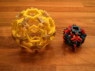 More Micro Polyhedron Vertices