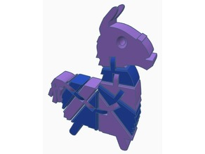 Fortnite Flexi Llama Remix