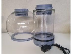 Acetone Vapor Chamber