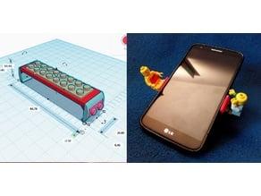 Lego Phablet Holder