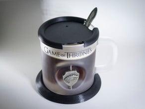 Customizable Mug Lid - Keep Heat Hot