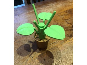 """""""Planty"""" - Emmet's House Plant from Lego Movie 2"""