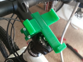 Galaxy S3 Bike Mount
