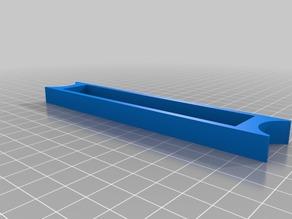 My Customized Remix of MPCNC Square Check V2 to make it Parametric