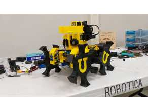Team Magistry Rescue Robot For RMRC 2019