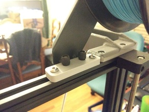 CR10 Spool Frame Mount
