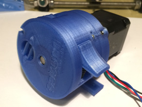 Saturn Extruder - A compact 3mm planetary geared bowden extruder