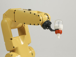 Robot Baby Feeder Toolhead