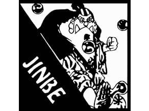 Jimbe stencil