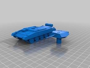 A15 Crusader Tank Mrk 3